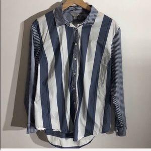 ❌Final Price Drop❌Button Up Shirt | Open B…